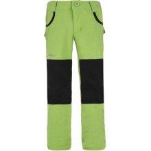 KILPI KARIDO K kalhoty světle zelená dětské