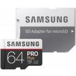 Samsung microSDXC 64GB + adapter MB-MD64GA/EU