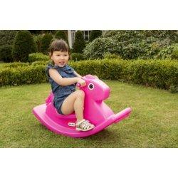 Little Tikes Hojdací koník ružový