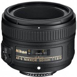 Nikon AF-S 50mm f/1,8G