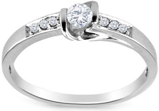 Zásnubný prsteň s 0 5238f10a6c6