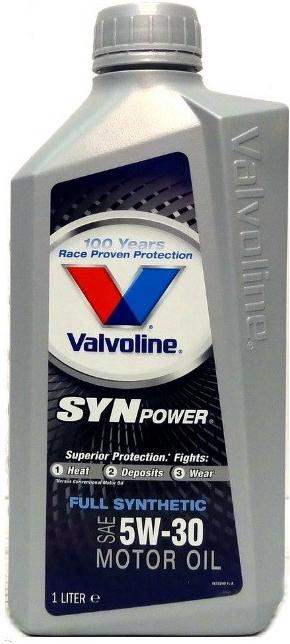 Valvoline SynPower 5W-30 1 l - 0
