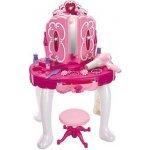 Detský toaletný stolík zvuk svetlo