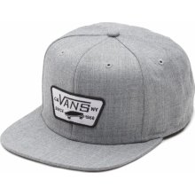 Vans Full Patch Snapback Heather Gray