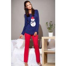 Vianočné dámske pyžamo