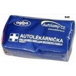 Autolekárnička Agba, textilní, 341/2014