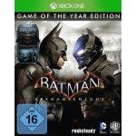 Batman: Arkham Knight GOTY