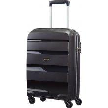 SAMSONITE Cabin upright AT 85A09001 BonAir Strict S 55 4wheels luggage, black 85A-09-001