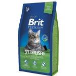Brit PREMIUM Cat STERILISED 8 kg