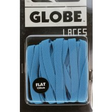 šnúrky Globe Flat - Electric Blue