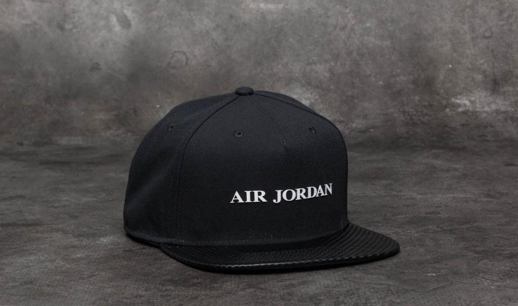 7af8c1285 Šiltovka Jordan Jordan Jumpman AJ10 Pro Cap Black - Zoznamtovaru.sk