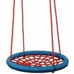 Woody Houpací kruh 100cm červeno-modrý