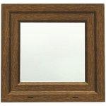 Plastové okno Aron OS1 60 x 60 cm ľavé, dub zlatý