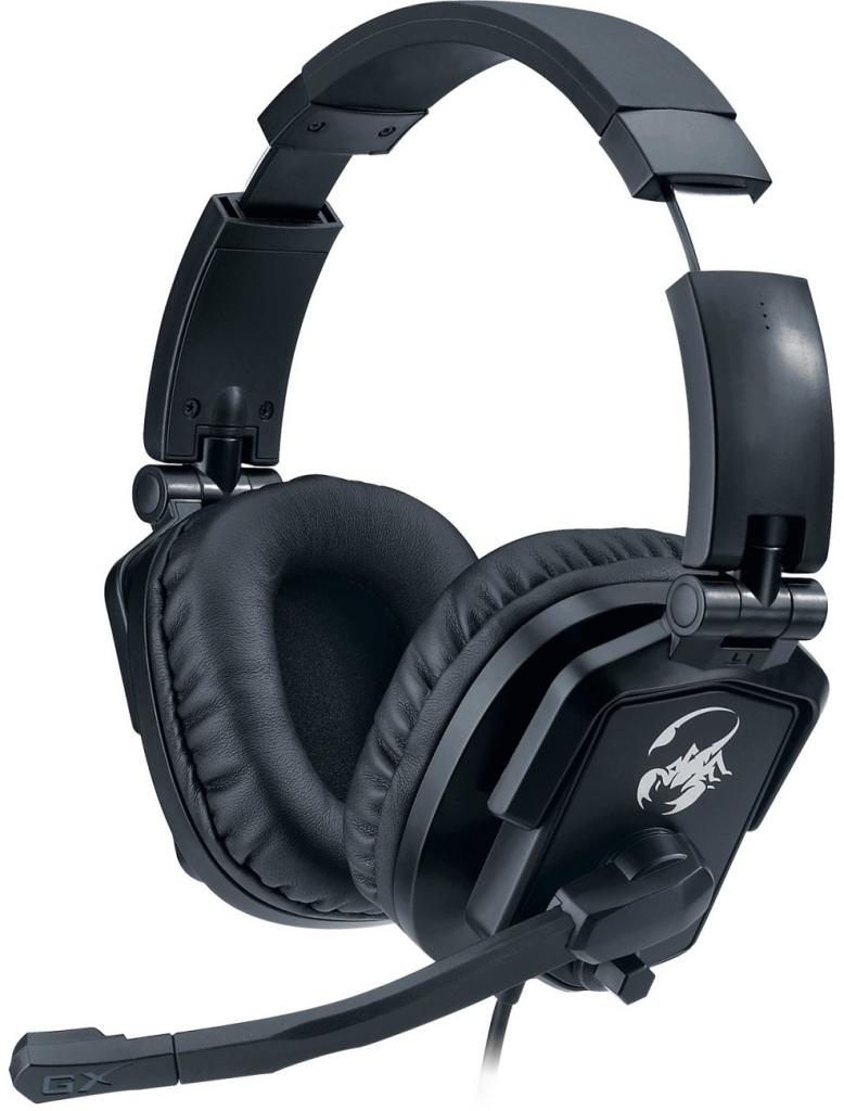 Herné slúchadlá/headset Genius GX Gaming HS-G550