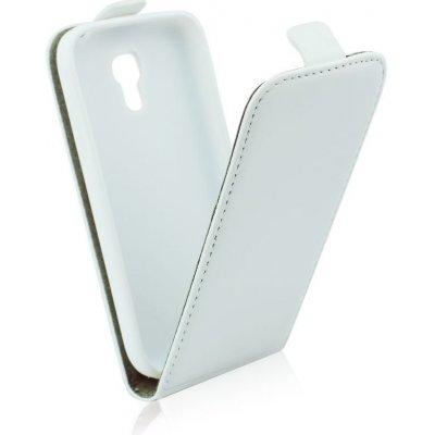 Púzdro ForCell Slim Flip Flexi HTC ONE M9 biele