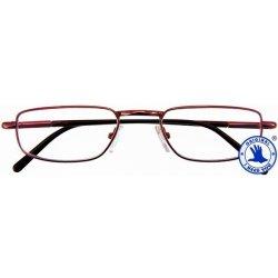 I need you Klasické okuliare na čítanie aj na diaľku Docker červené ... 82eaa72a052