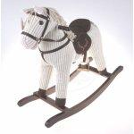 Alltoys CZ Houpací manšestrový kůň