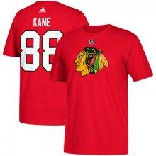 Adidas Tričko #88 Patrick Kane Chicago Blackhawks