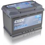 Exide Premium 12V 77Ah 760A, EA770