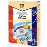 K&M S31 MICRO Sencor SVC45 RD/WH 5ks