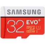 Samsung EVO Plus microSDHC 32GB + adaptér MB-MC32DA/EU