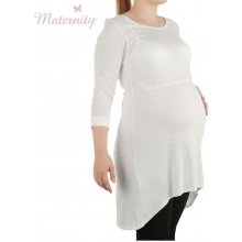 Miss Fiori Maternity Lace Top Ladies teal