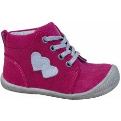 427644e7da Protetika Dievčenské členkové topánky Baby ružové alternatívy ...