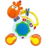 TOT KIDS Interaktívna hračka s melódiu Hrajúca žirafka