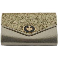 spoločenská kabelka zlatá trblietavá Y015 b4946e0c830