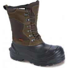Demar Pánska zimná obuv YETTI PRO 3850 hnedá