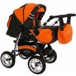 Baby Merc Zipy Q 2015 kombinovaný Oranžová-Grafit BMSOL2-B13