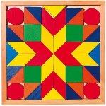 Goki Drevená Mozaika