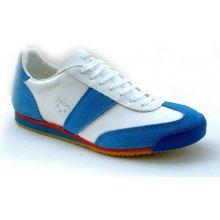 Botas Classic White/Blue
