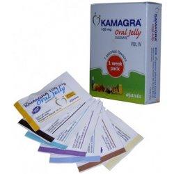 Kamagra Oral Jelly 7x 100 mg