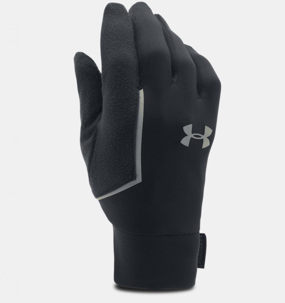 Under Armour No Breaks Run Liner gloves mens 756c53d6da2
