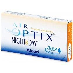 Alcon Air Optix Night   Day Aqua 6 šošoviek od 29 106d7457b55