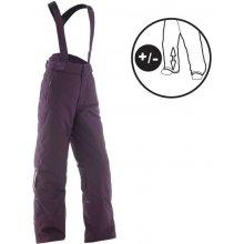 WED`ZE Detské lyžiarske nohavice 500 PNF fialové