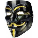 Maska Anonymous Deluxe
