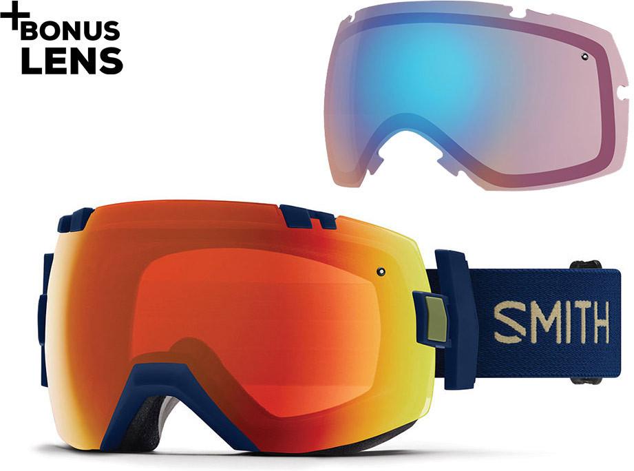 Lyžiarske okuliare Smith - Heureka.sk 43ec9e51872
