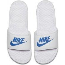 7f3a9151674f1 Nike Šľapky BENASSI JUST DO IT Biela