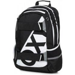 a2945a1d0a Karton P+P Anatomický batoh OXY SPORT čierna and biela od 47