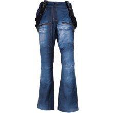 Kilpi JEANSTER modré dámské modré kalhoty