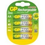 Batéria GP NiMH 2700 mAh AA 4ks