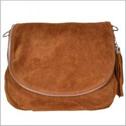 577d5aeb65 kožená semišová kabelka 28 bledo hnedá alternatívy - Heureka.sk