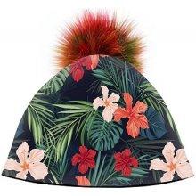 3f4c91572 Bertoni Dizajnová dámska čiapka s veľkým brmbolcom- Ibištek