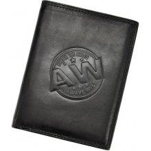 Wild N4 WS 11126 3 Čierna pánska peňaženka