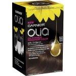 Garnier Olia 5.0 hnedá farba na vlasy