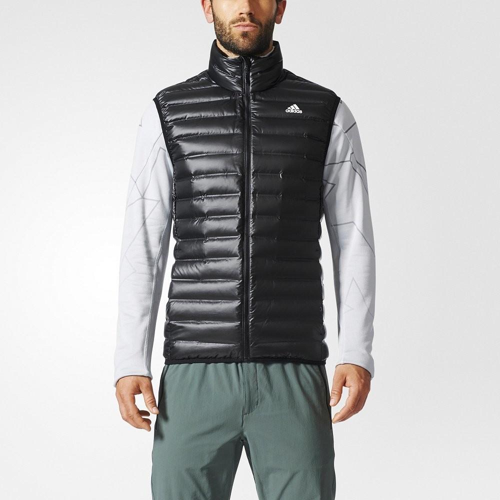 Pánska vesta Adidas Performance Varilite Vest čierna vesta ... d5c4f4e8057