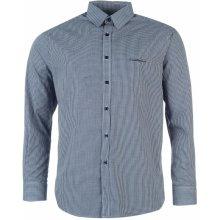 76c8e58456e1 Pierre Cardin Long Sleeve Shirt Mens – Nvy S Gingham