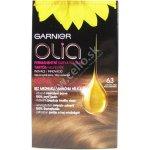 Garnier Olia 6.3 zlatá svetlo hnedá farba na vlasy